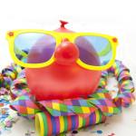 funny carnival balloon